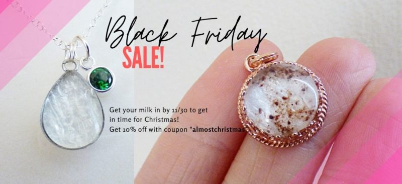 black friday 2020 christmas sale breastmilk jewelry coupon2