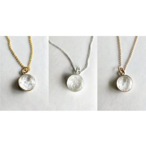solid 14k necklace