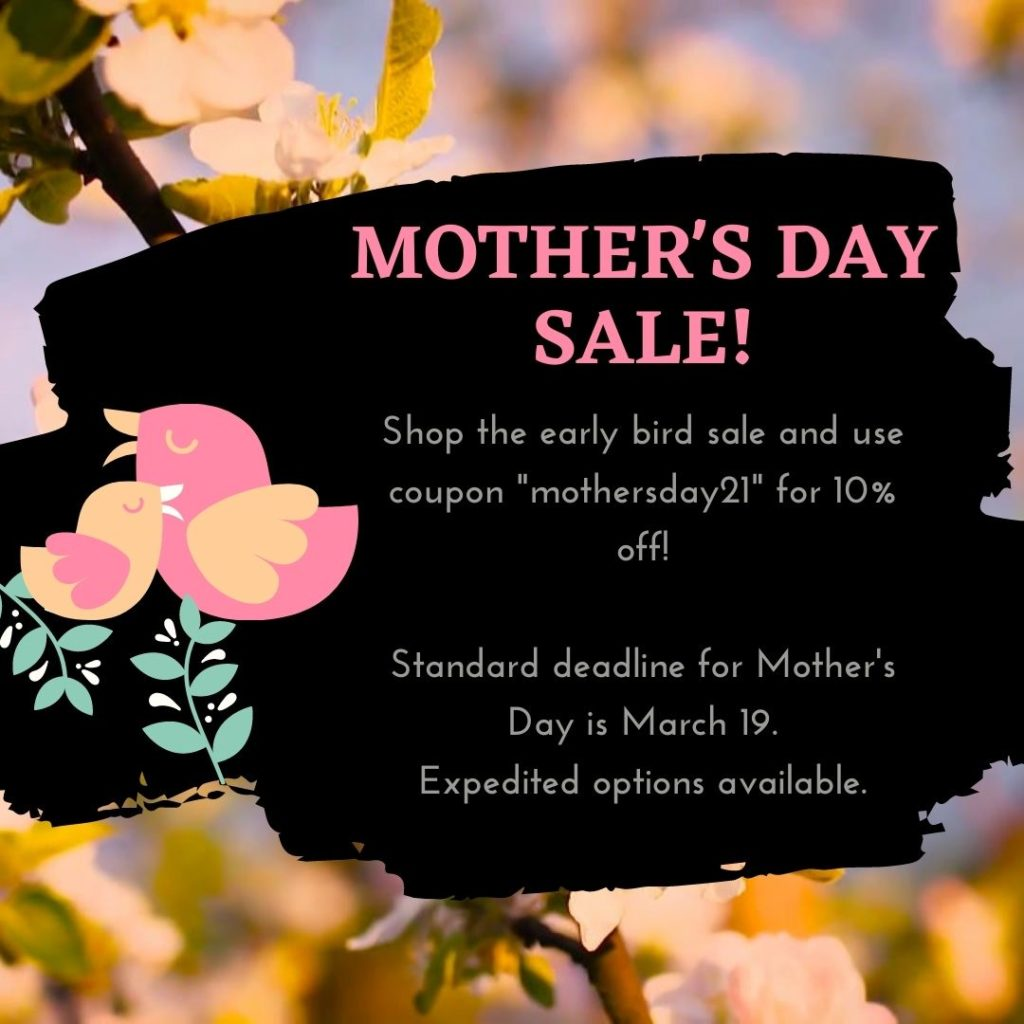 Mother's Day Sale Breast Milk Jewelry 2021 Coupon